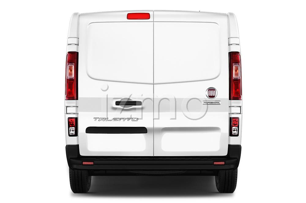 2017 Fiat Talento Pack  4 Door Cargo Van
