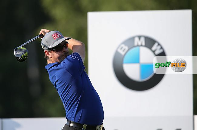 Mikko Korhonen (FIN) during Round Two of the 2015 BMW International Open at Golfclub Munchen Eichenried, Eichenried, Munich, Germany. 26/06/2015. Picture David Lloyd | www.golffile.ie