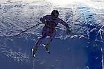 Alexis Pinturault competes during the FIS Alpine Ski World Cup Men's Super-G in Val Gardena, on December 18, 2015. www.pierreteyssot.com