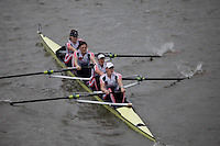 W Elite 4- Fours Head 2015