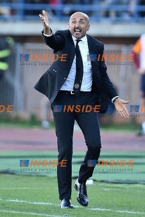 Luciano Spalletti Roma <br /> Empoli 30-10-2016 Stadio Castellani <br /> Football Calcio Serie A 2016/2017 Empoli - AS Roma Foto Andrea Staccioli / Insidefoto