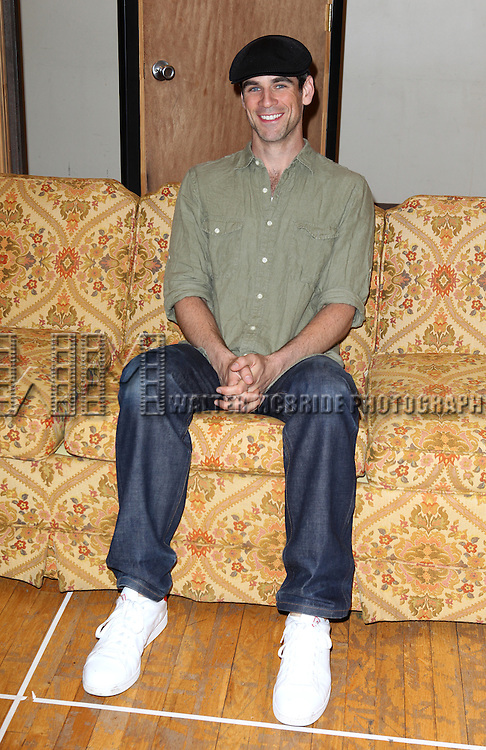 "Eddie Cahill.attending the Meet & Greet the Cast and Creators of David Adjmi's ""3C"" at the MTC Rehearsal Studios in New York City on 5/8/2012.."