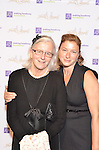 Maya and Audrey Manley at Making Headway Foundation's  Holly's Angels gala at Cipriani in New York City.