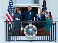 President Donald Trump and First lady Melania Trump host a Congressional Picnic for Members of Con