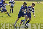 Dingle v Killarney Athletic in their U13 Cup match..