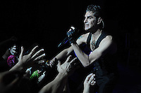 MIAMI BEACH, FL - MAY 18: Perry Farrell of Jane's Addiction performs at Fillmore Miami Beach on May 18, 2012 in Miami Beach, Florida. © mpi04/MediaPunch Inc