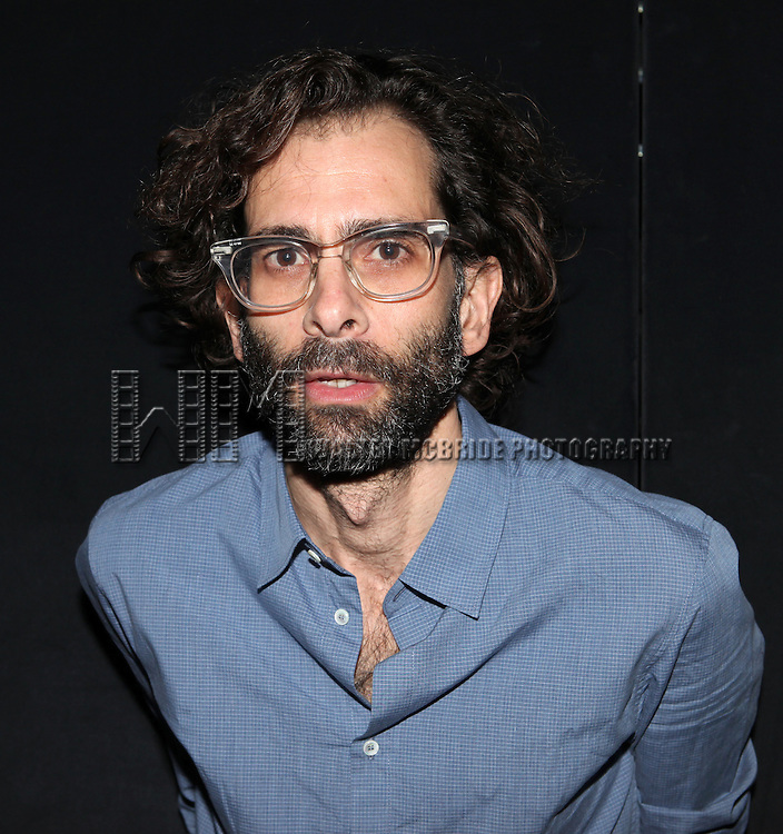 Director Daniel Fish attending the Opening Night of the Transport Group Production of 'House For Sale' at the Duke on 42nd Street  on 10/24/2012 in New York.