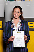 Water Polo Girls winner Danielle Lewis from Diocesan School for Girls. ASB College Sport Young Sportsperson of the Year Awards held at Eden Park, Auckland, on November 11th 2010.