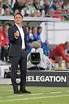 17.05.2018, Volkswagen Arena, Wolfsburg, GER, 1. Bundesliga, VfL Wolfsburg, Relegation, VfL Wolfsburg vs. Holstein Kiel, im Bild Wolfsburg's Trainer Bruno Labbadia<br /> <br /> Foto &copy; nordphoto / Dominique Leppin