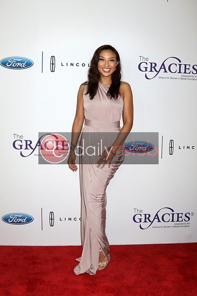 Jeannie Mai<br /> at the 42nd Annual Gracie Awards, Beverly Wilshire Hotel, Beverly Hills, CA 05-22-18<br /> David Edwards/DailyCeleb.com 818-249-4998