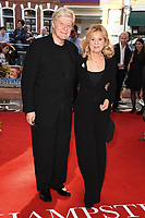 Martin Jarvis &amp; Rosalind Ayres at the premiere of &quot;Hampstead&quot; at the Everyman Hampstead Cinema, London, UK. <br /> 14 June  2017<br /> Picture: Steve Vas/Featureflash/SilverHub 0208 004 5359 sales@silverhubmedia.com