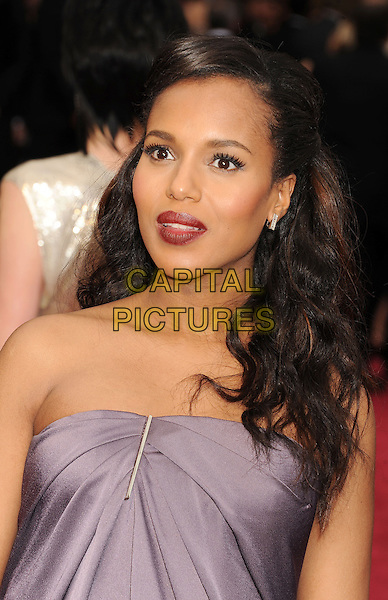 HOLLYWOOD, CA- MARCH 02: Actress Kerry Washington attends the 86th Annual Academy Awards held at Hollywood &amp; Highland Center on March 2, 2014 in Hollywood, California.<br /> CAP/ROT/TM<br /> &copy;Tony Michaels/Roth Stock/Capital Pictures