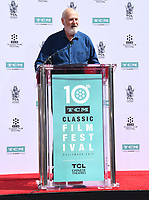 12 April 2019 - Hollywood, California - Rob Reiner. TCM Honors Billy Crystal With A Hand and Footprint Ceremony held at the TCL Chinese Theatre. Photo Credit: Birdie Thompson/AdMedia