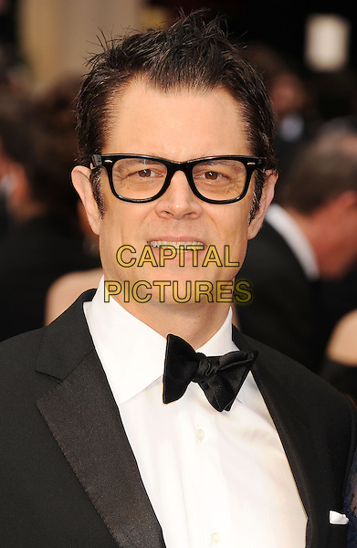 HOLLYWOOD, CA- MARCH 02: Actor Johnny Knoxville attends the 86th Annual Academy Awards held at Hollywood &amp; Highland Center on March 2, 2014 in Hollywood, California.<br /> CAP/ROT/TM<br /> &copy;Tony Michaels/Roth Stock/Capital Pictures