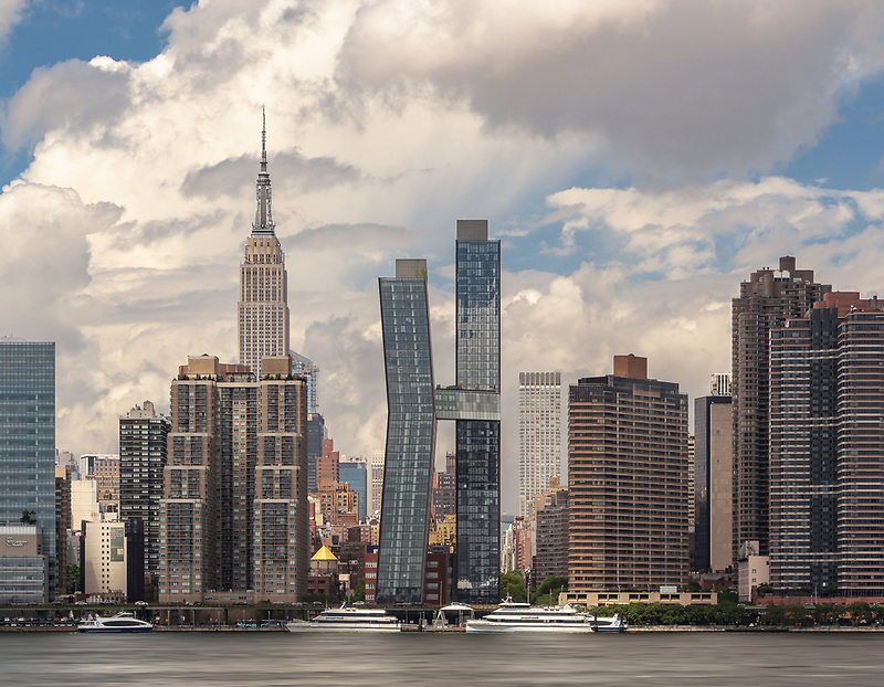 American Copper Buildings<br />