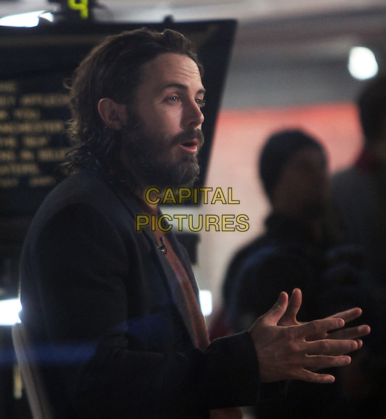 NEW YORK, NY November 18:Casey Affleck at Today Show to talk about his new movie Manchester by the Sea Rules in New York City.November 18, 2016. <br /> CAP/MPI/RW<br /> &copy;RW/MPI/Capital Pictures