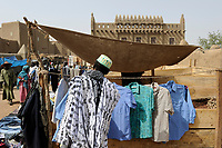 MALI, Djenne, market day