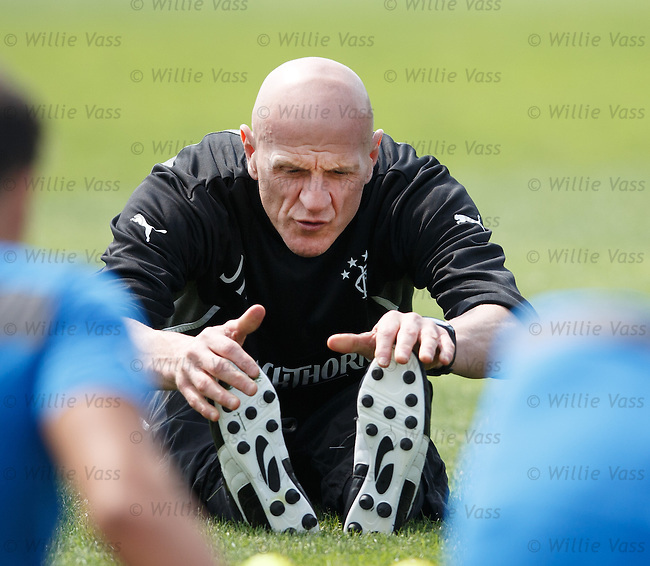 Jim Henry, Rangers head of sports science