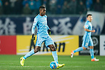 Jiangsu FC Midfielder Ramires Santos in action during the AFC Champions League 2017 Group H match between Jiangsu FC (CHN) vs Adelaide United (AUS) at the Nanjing Olympics Sports Center on 01 March 2017 in Nanjing, China. Photo by Marcio Rodrigo Machado / Power Sport Images