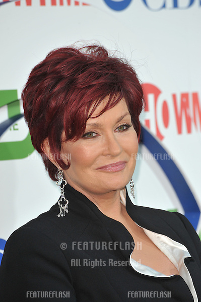 """Sharon Osbourne at CBS TV Summer Press Tour Party in Beverly Hills. Sharon is one of the stars of the new CBS show """"The Talk"""".July 28, 2010  Los Angeles, CA.Picture: Paul Smith / Featureflash"""