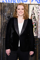 Shannon Purser at the start of the Stranger Binge with Barb event at Topshop, Oxford Street, London, UK. <br /> 27 October  2017<br /> Picture: Steve Vas/Featureflash/SilverHub 0208 004 5359 sales@silverhubmedia.com
