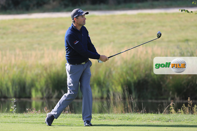 Padraig Harrington (IRL) during the second round of the Porsche European Open , Green Eagle Golf Club, Hamburg, Germany. 06/09/2019<br /> Picture: Golffile   Phil Inglis<br /> <br /> <br /> All photo usage must carry mandatory copyright credit (© Golffile   Phil Inglis)