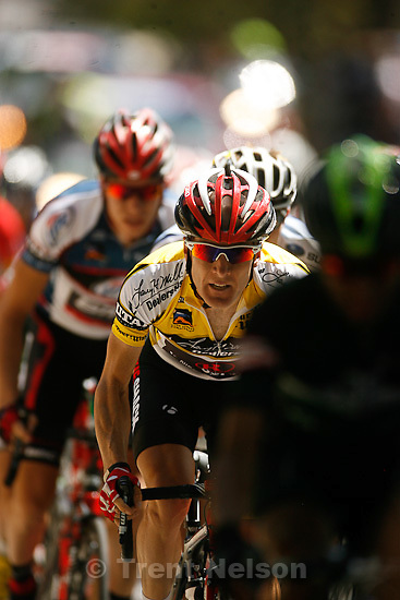 Trent Nelson  |  The Salt Lake Tribune. during Stage 4 of the Tour of Utah in Salt Lake City, Utah, Saturday, August 13, 2011.