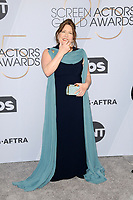 LOS ANGELES - JAN 27:  Ann Dowd at the 25th Annual Screen Actors Guild Awards at the Shrine Auditorium on January 27, 2019 in Los Angeles, CA