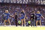 Rangers cheerleaders April 2000