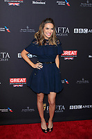 LOS ANGELES - JAN 6:  Chrishell Hartley at the 2018 BAFTA Tea Party Arrivals at the Four Seasons Hotel Los Angeles on January 6, 2018 in Beverly Hills, CA