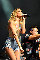 LONDON, ENGLAND - JUNE 3: Nadine Coyle performing at Mighty Hoopla at Brockwell Park, Brixton on June 3, 2018 in London<br /> CAP/MAR<br /> &copy;MAR/Capital Pictures