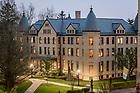 April 19, 2017; Sorin College (Photo by Matt Cashore/University of Notre Dame)