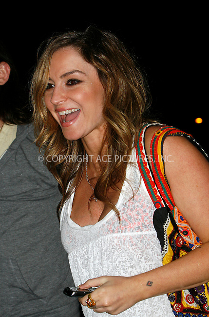 WWW.ACEPIXS.COM . . . . .  ....October 11 2010, New York City....Shooter Jennings and Actress Drea De Matteo arriving at the premiere of 'Jackass 3D' at The Museum of Modern Art on October 11, 2010 in New York City.....Please byline: NANCY RIVERA- ACEPIXS.COM.... *** ***..Ace Pictures, Inc:  ..Tel: 646 769 0430..e-mail: info@acepixs.com..web: http://www.acepixs.com