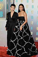 LONDON, UK - FEBRUARY 10: Ripley Parker and Thandie Newton at the 72nd British Academy Film Awards held at Albert Hall on February 10, 2019 in London, United Kingdom. Photo: imageSPACE/MediaPunch<br /> CAP/MPI/IS<br /> ©IS/MPI/Capital Pictures