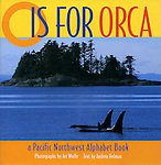 Kindergarten-Grade 2-O Is for Orca is indeed an alphabet book; but it is much more, thanks to Wolfe's stunning full-color photography. He presents an interesting variety of the area's people, land and sea animals, plants, and geographical features. Brief information accompanies each entry. The book helps youngsters to identify the ecology, habitats, and geography of the Pacific Northwest; the descriptions focus on the characteristics that make them unique. The large print is attractive and easy to read. The vocabulary, for the most part, is within the reach of most primary-grade students; however terms such as dormant and propel may need explanation. Regional photography and the alphabet go hand in hand to produce a nonfiction selection that will appeal to a broad audience.<br /> Text by Andrea Helman