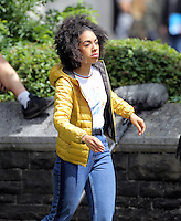 Pictured: Perl Mackie Monday 27 June 2016<br />