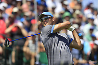Martin Kaymer (GER) tees off the 1st tee to start his match during Friday's Round 2 of the 117th U.S. Open Championship 2017 held at Erin Hills, Erin, Wisconsin, USA. 16th June 2017.<br /> Picture: Eoin Clarke | Golffile<br /> <br /> <br /> All photos usage must carry mandatory copyright credit (&copy; Golffile | Eoin Clarke)