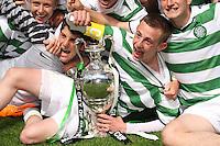 Celtic v Rangers Glasgow Cup Final 090511