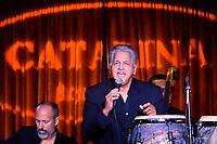 LOS ANGELES - SEP 25: Louie Cruz Beltran at 'Pat Harris' California Democratic U.S. Senate run 2018 kick off' at Catalina Jazz Club Bar & Grill on September 25, 2017 in Hollywood, California