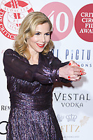 Sally Phillips<br /> arrives for the London Critic's Circle Film Awards 2020, London.<br /> <br /> ©Ash Knotek  D3552 30/01/2020