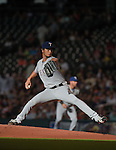 Yu Darvish (Rangers),<br /> AUGUST 9, 2014 - MLB : Yu Darvish of the Texas Rangers pitches against the Houston Astros during the Major League Baseball game at Minute Maid Park in Houston, Texas, USA.<br /> (Photo by AFLO)