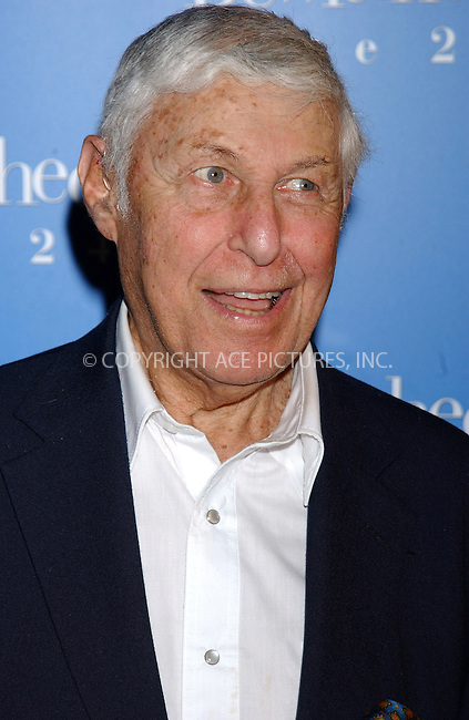 WWW.ACEPIXS.COM . . . . . ....NEW YORK, JUNE 13, 2005....Don Hewitt at the world premiere of the Columbia Pictures movie 'Bewitched' at the Zeigfeld Theatre.....Please byline: KRISTIN CALLAHAN - ACE PICTURES.. . . . . . ..Ace Pictures, Inc:  ..Craig Ashby (212) 243-8787..e-mail: picturedesk@acepixs.com..web: http://www.acepixs.com