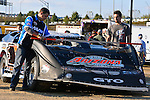 Oct 18, 2013; 5:27:20 PM; Portsmouth, OH ., USA; The 33rd Annual RED BUCK Dirt Track World Championship Presented by Borrowed Blue at Portsmouth Raceway Park, a $50,000-to-win event on the Lucas Oil Late Model Dirt Series.  Mandatory Credit: (thesportswire.net)