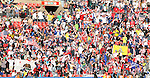 18 JUN 2010: United States fans. The Slovenia National Team played the United States National Team to a 2-2 at Ellis Park Stadium in Johannesburg, South Africa in a 2010 FIFA World Cup Group C match.