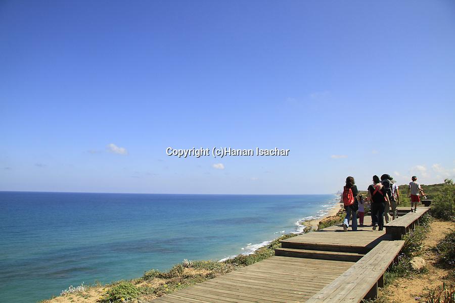 Israel, Sharon Beach national park