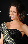 HOLLYWOOD, CA - AUGUST 01: Kate Beckinsale arrives at the Los Angeles Premiere of 'Total Recall' at Grauman's Chinese Theatre on August 1, 2012 in Hollywood, California.