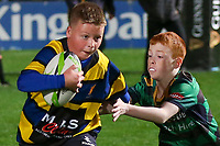 270919 - Halftime Mini-Rugby
