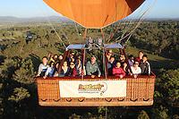 20160212 February 12 Hot Air Balloon Gold Coast