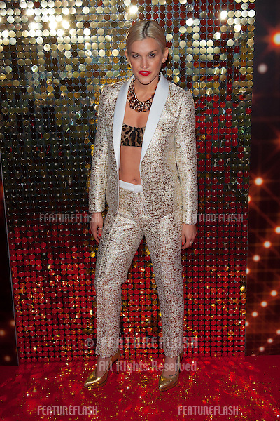 Ashley Roberts arriving for the 2014 British Soap Awards, at the Hackney Empire, London. 24/05/2014 Picture by: Dave Norton / Featureflash