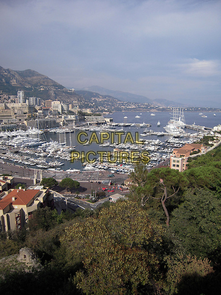 31 August 2008 - Monaco, France - Modern Monaco. Prince Albert (Grimaldi) inherited a 200 million throne from his father Prince Rainier who married the former Amercian film actress Grace Kelly. The Grimaldis remain the longest ruling monarchy. The palace, cathedral and museum are part of the old town set on a rock extending 2600 feet into the sea. Photo Credit: Laura Farr/AdMedia